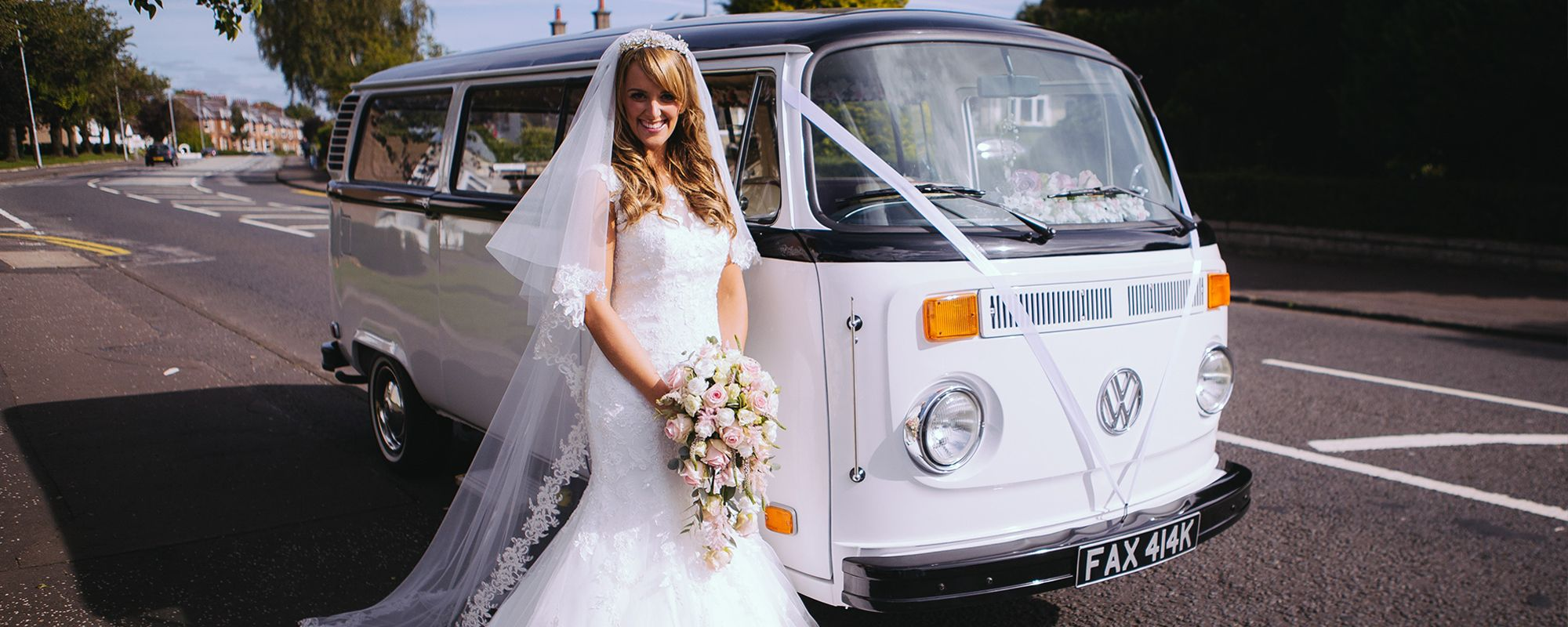 Wedding Car Hire Glasgow