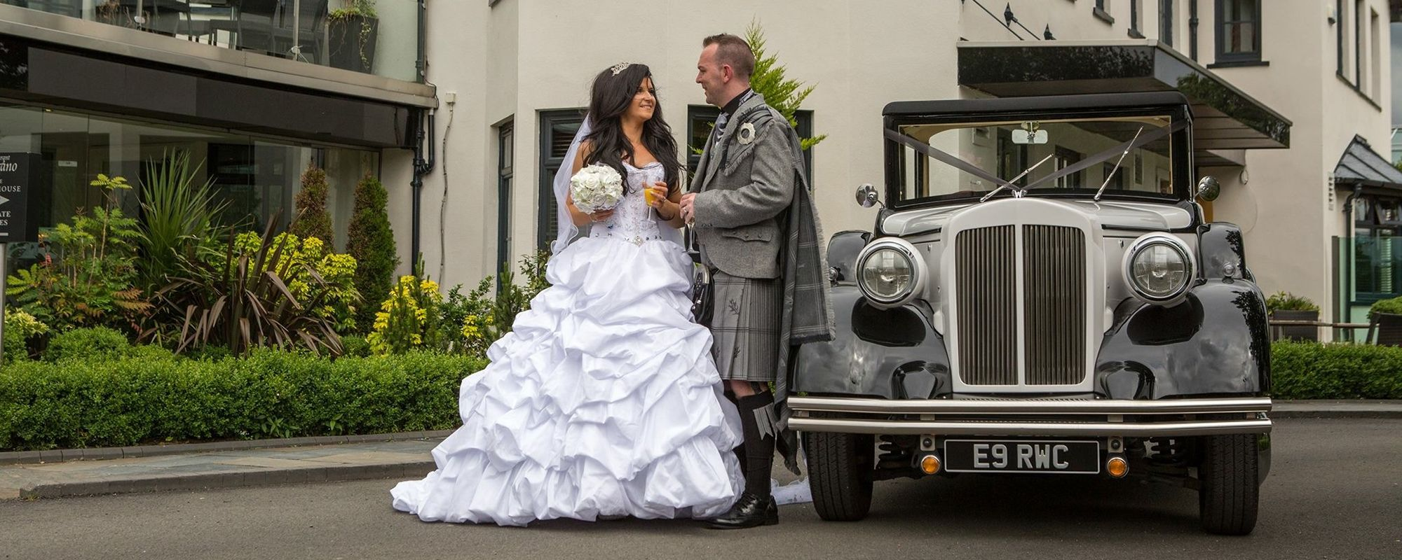 Wedding Cars Glasgow
